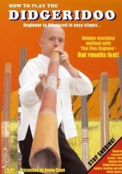 DvD How to play the didgeridoo