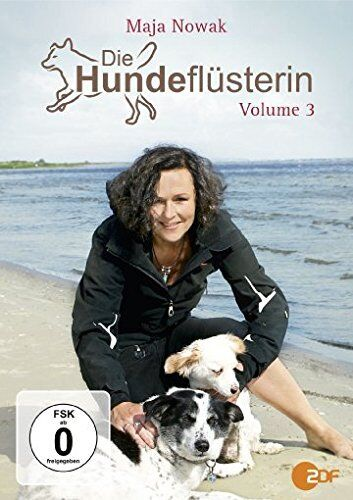 DVD * DIE HUNDEFLÜSTERIN - Volume 3 ~ Maja Nowak # NEU OVP §