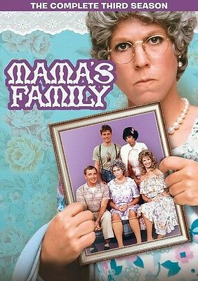 Mama's Family: The Complete Third Season [4 Discs] DVD Region 1