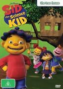 Sid The Science Kid DVD