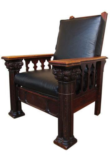 Carved Face Chair Ebay