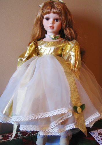 Irish Porcelain Doll Ebay