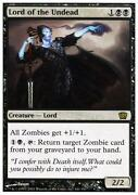MTG Lord of The Undead