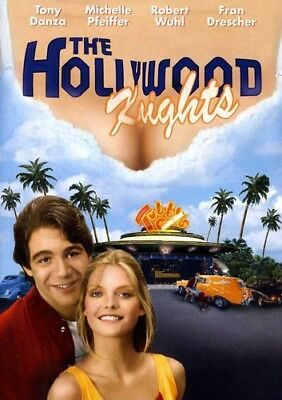 The Hollywood Knights [New DVD] Widescreen