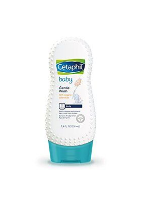 Cetaphil Baby Ultra Moisturizing Wash, 7.8 fl oz