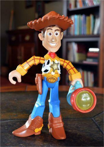 Toy Story Woody Action Figure | eBay