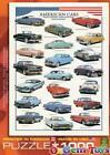 Eurographics Cars & Vehicles Jigsaw Puzzles
