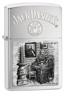 "Zippo ""Jack Daniels-Scenes From Lynchburg #4"" Lighter, 4777 Units, 28756"