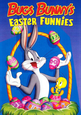 Bugs Bunny Halloween Movie (Bugs Bunny's Easter Funnies DVD)