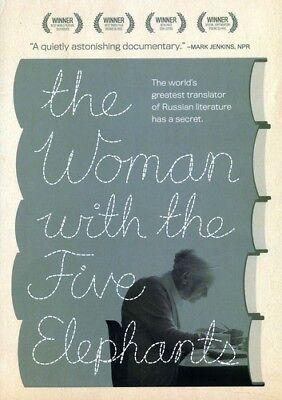 Five Elephants - The Woman With the Five Elephants [New DVD] Subtitled