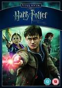 Harry Potters and The Deathly Hallows Part 2