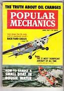 Vintage Popular Mechanics Magazines