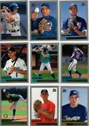 2000 Topps Traded Set