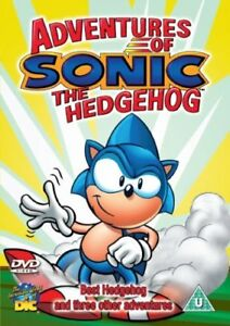 Best Hedgehog and Three Other Adventures DVD Adventures of SONIC the Hedgehog