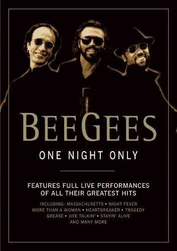 Bee Gees - Bee Gees: One Night Only [new Dvd] Anniversary Ed, Dolby, D