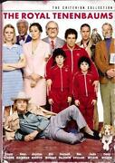 Royal Tenenbaums DVD