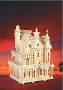 Wooden Puzzle Dollhouse