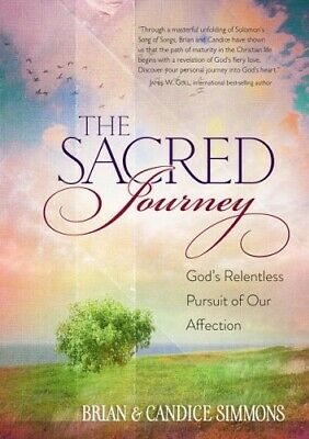 The Sacred Journey: God's Relentless Pursuit of Our