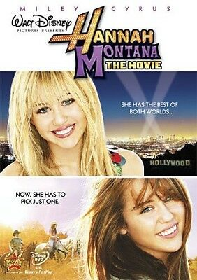 Hannah Montana: The Movie [New DVD] Ac-3/Dolby Digital, Dubbed, Subtitled, Wid