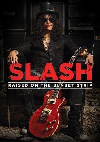 Raised On The Sunset Strip (2016, DVD NEW)