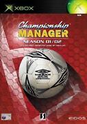 Championship Manager Xbox