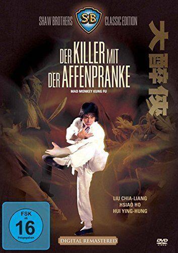 DVD/ Shaw Brothers Classics - Der Killer mit der Affenpranke !! NEU&OVP !!