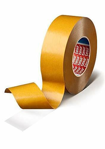 tesafix® 4970, tesa doppelseitiges Klebeband 6,9,12,15,19,25,30,38,50mm