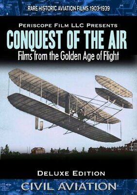 Conquest of the Air - Civil Aviation DVD 1903 - 1939 [GS 1-9]