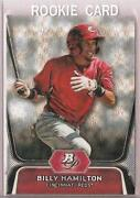 2012 Bowman Platinum Billy Hamilton