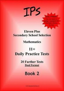 Eleven-Plus-Mathematics-Daily-Practice-Papers-Dual-Format-Bk-2-by