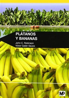Platanos y bananas (Agricultura (mundi Prensa))