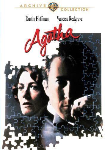 AGATHA (1979 Dustin Hoffman) Region Free DVD - Sealed