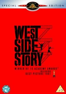 West Side Story DVD (2003) Natalie Wood