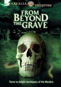FROM BEYOND THE GRAVE (1974 Peter Cushing) - Region Free DVD - Sealed