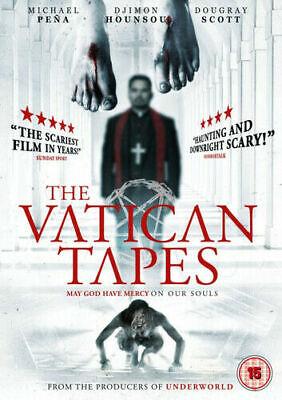 Supernatural Halloween Ideas (The Vatican Tapes DVD (2016) Kathleen Robertson, Neveldine Gift Idea)
