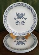 Corelle Blue Hearts