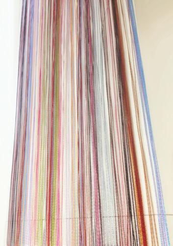 Multi Coloured Curtains Ebay