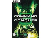 Command & Conquer 3: Tiberium Wars (PC DVD)