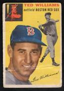 1954 Ted Williams 250