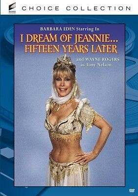 I Dream of Jeannie 15 Years Later DVD Barbara Eden  (MOD)
