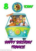 Scooby Doo Birthday Card