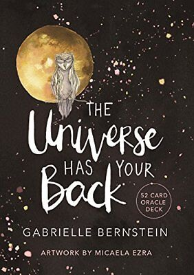 The Universe Has Your Back  A 52 Card Deck By Bernstein  Gabrielle