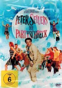 Der Partyschreck - DVD- Peter Sellers- NEU-OVP