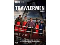 Trawlermen - Series 1 DVD (BBC 2007)