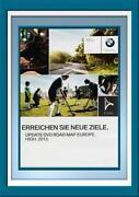 BMW Road Map Europe High