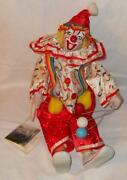 Heritage Clown Doll