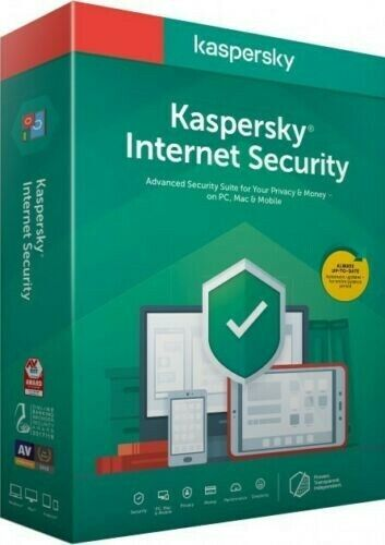 Kaspersky Internet Security 2020-2021 GLOBAL KEY | 1 PC | MULTI-DEVICE | 1 YEAR