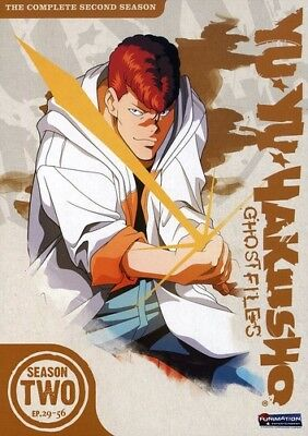 Yu Yu Hakusho: Season Two [New DVD] Uncut