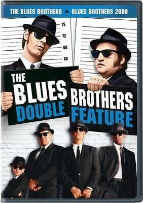 The Blues Brothers Double Feature [New DVD] Snap Case