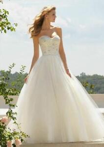 Elegant Halter Beach Wedding Dress